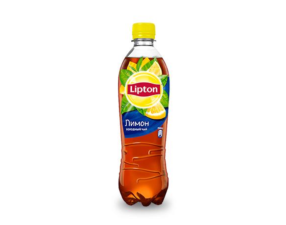 Lipton Ice Tea Лимонный
