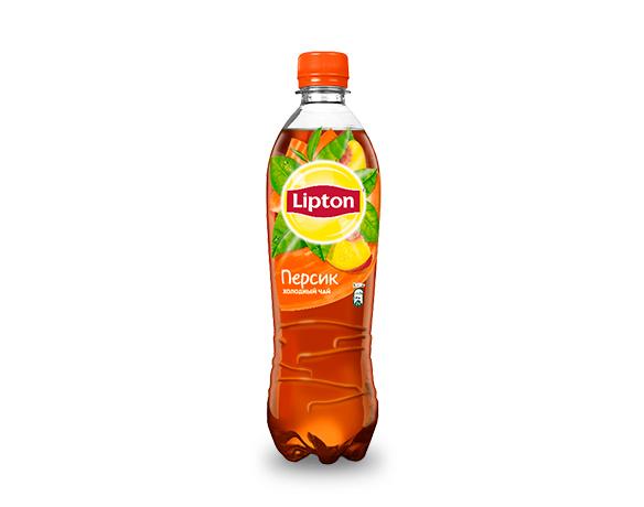 Lipton Ice Tea Персиковый