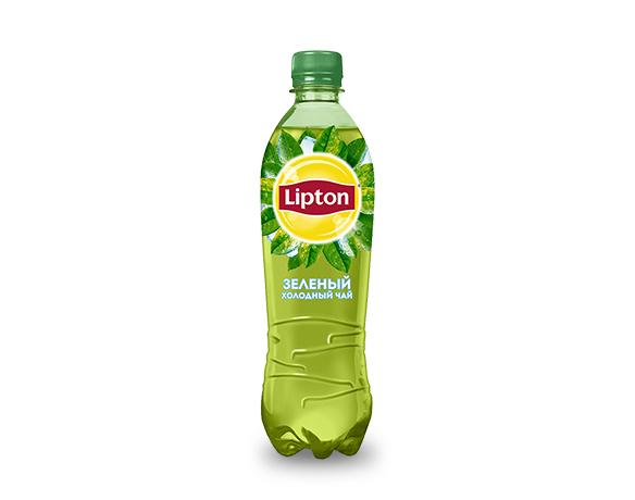 Lipton Ice Tea Зеленый чай