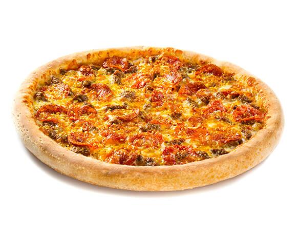 Любимая папина пицца