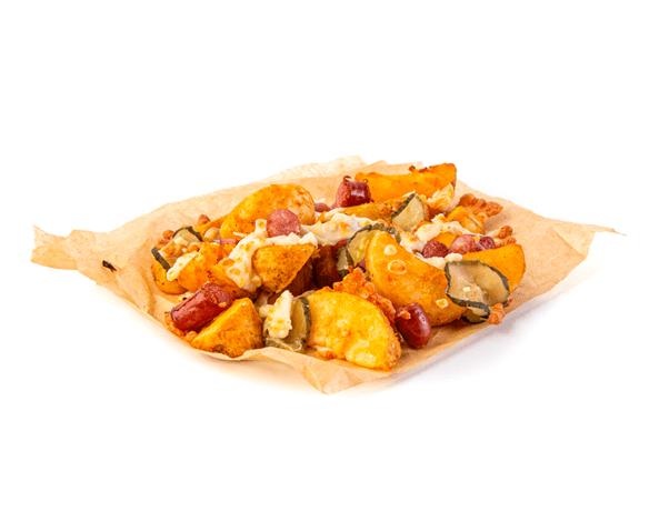 Картофель по-баварски