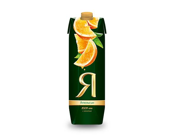 """Сок """"Я"""" Апельсиновый"""